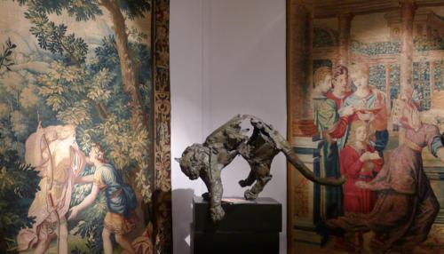 bronze,gambino,puma,particulier,amateur,art